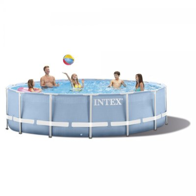 Каркасный бассейн 305х76см, Prism Frame Pool intex 28700 - 26700